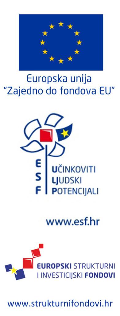 Osobni asistenti Split – Projekt je sufinancirala Europska unija iz Europskog socijalnog fonda